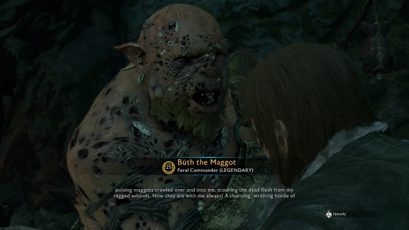 Middle-earth: Shadow of War orcs Buth