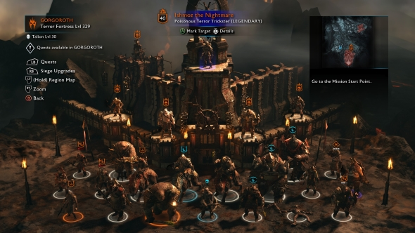 Middle-earth: Shadow of War PC review orc army