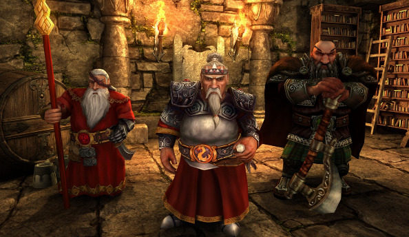 Might & Magic X is now in open development, you can help create a dungeon