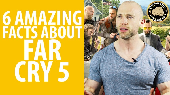 Simon Miller has all of the facts that you could possibly need about Far Cry 5