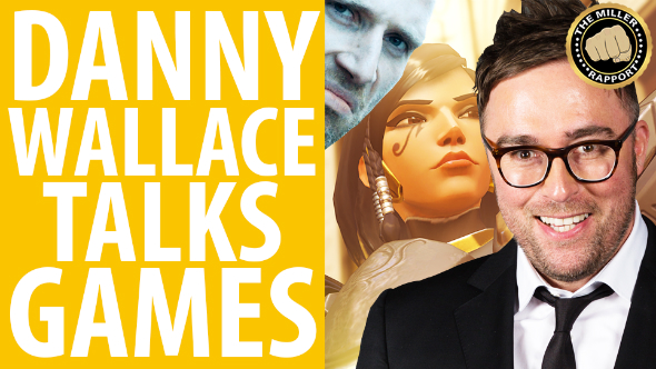 Danny wallace simon miller interview