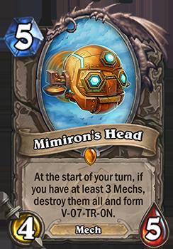 Mirmiron's Head