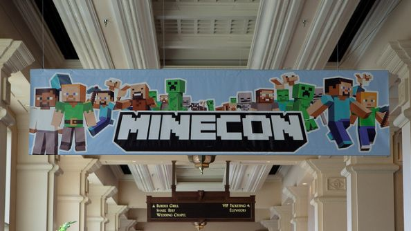 Minecon to be held in Europe this year