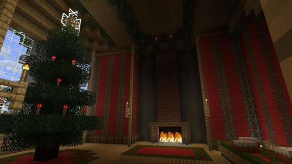 Minecraft snapshot updated, Christmas surprises uncovered