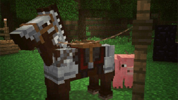 Minecraft Snapshot 13w16a lets you try new launcher, scope out horses