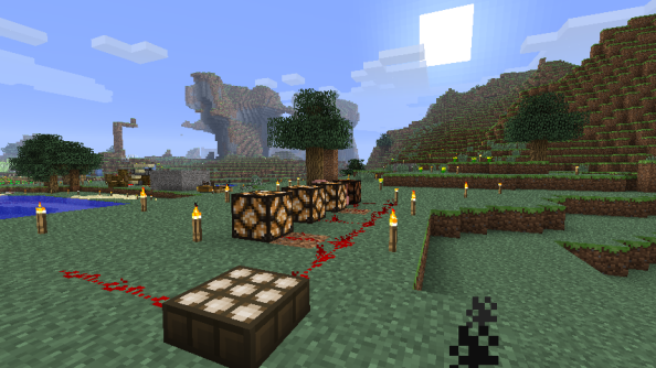 Minecraft developers show off new comparators and daylight detectors