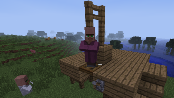 Minecraft's Pretty Scary Update to feature witches