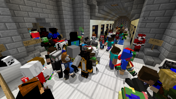Сборка сервера Minecraft 1.8 (ТОП СБОРКА?!)MINI GAMES