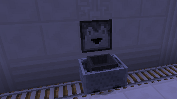 Minecraft snapshot 13w03a adds new dropper block, scales skeleton strength, improves chatability