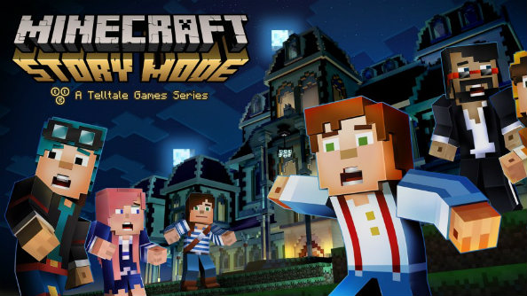 Minecraft: Story Mode - Episode One is free on Steam for a limited time