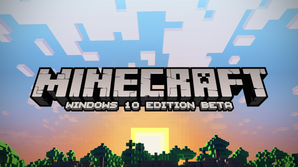 Microsoft announce Minecraft: Windows 10 Edition; free to all existing PC owners