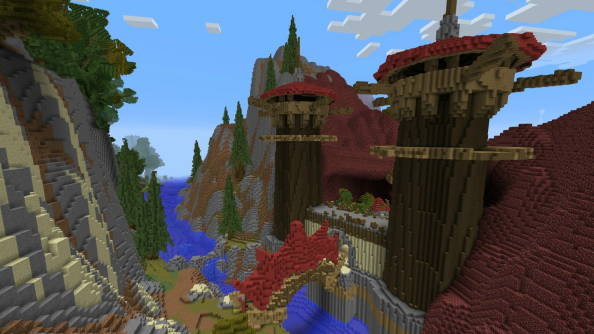 PCGamesN - Minecraft