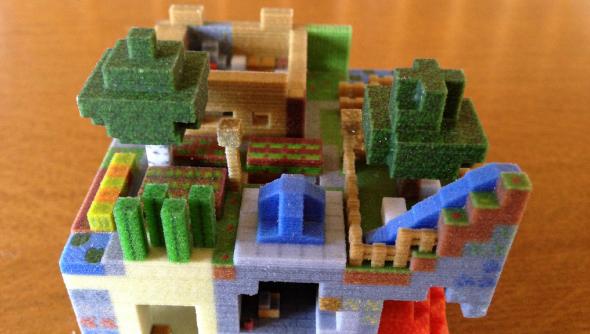 Minecraft_3D_printing
