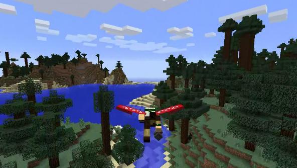 Minecraft Cape