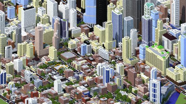 Minecraft Chicago
