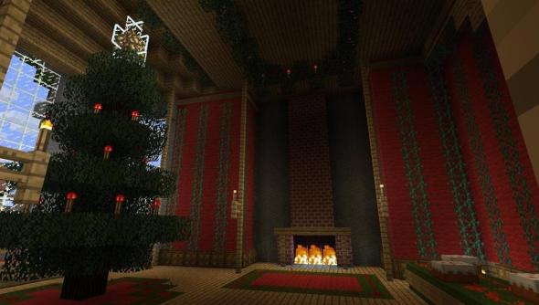 Minecraft_Christmas_Tree