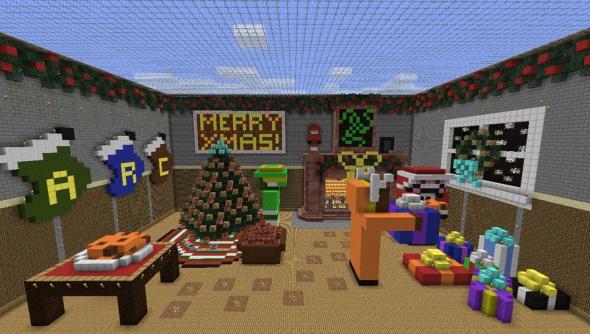 Minecraft_Christmas_Wallpaper
