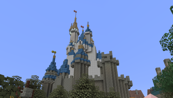 Cant make it to minecon theres always the minecraft disney world theres always the minecraft disney world sever gumiabroncs Choice Image