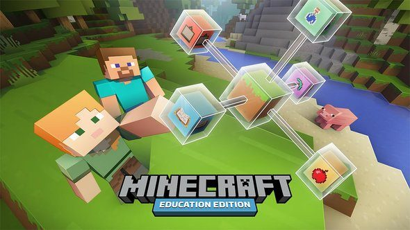 Minecraft Education Edition gets Code Builder Extension
