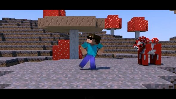 Minecraft_Gangnam