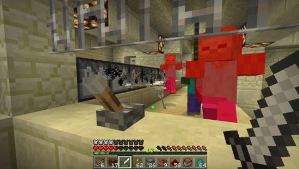 Minecraft Overworld Update