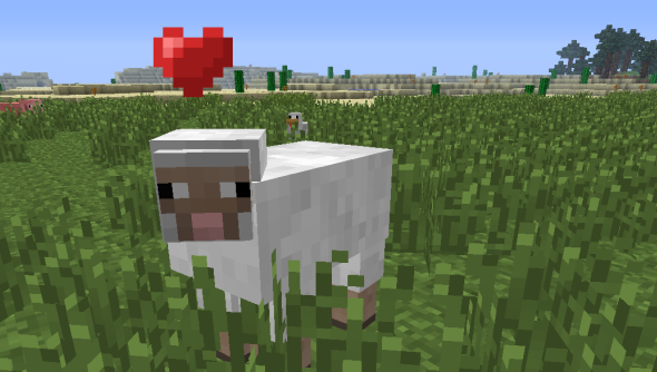 Minecraft_Sheep_Love