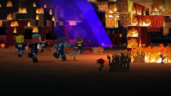 Minecraft Story Mode 5