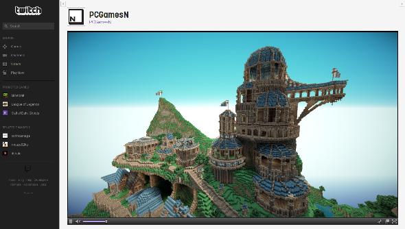 Minecraft Twitch