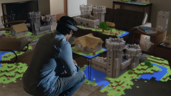 Minecraft VR future