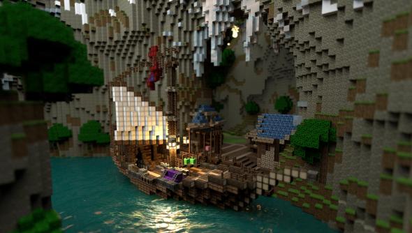 Minecraft_Wrath_of_the_Fallen_2