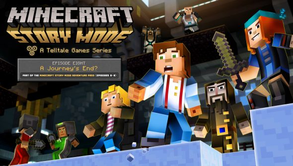 Minecraft: Story Mode episode 8