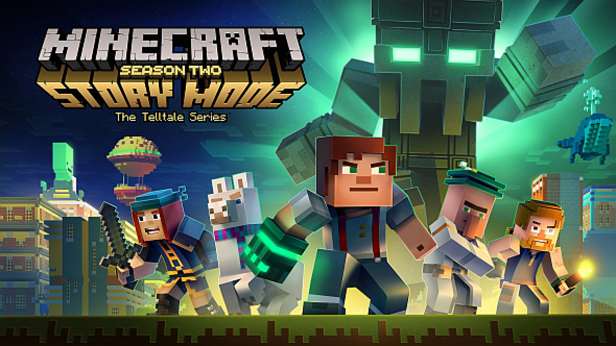 Stampy Cat And Patton Oswalt Return In Minecraft Story Mode S