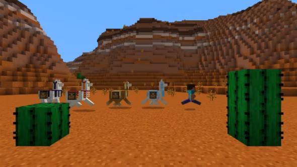 Minecraft update 1.12
