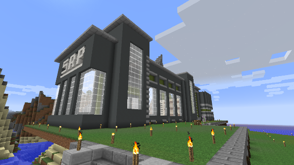 Minecrafting 152 flesh-burning power plant