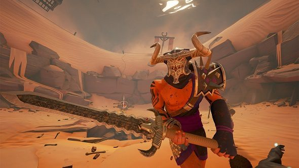 Mirage Arcane Warfare Gladiator Update The Pit
