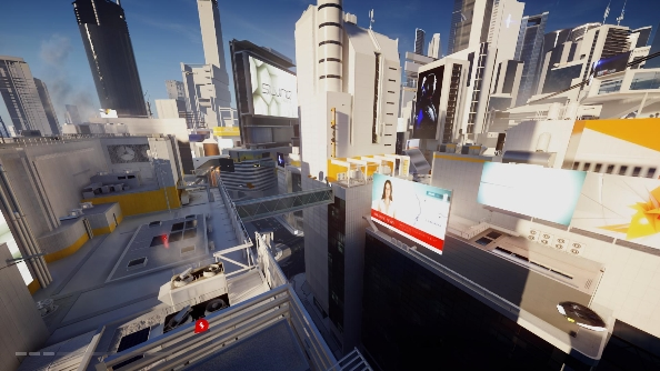 Mirror's Edge Catalyst PC port review high settings