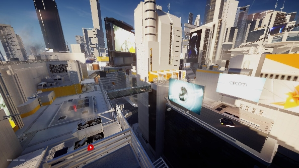 Mirror's Edge Catalyst PC port review low settings