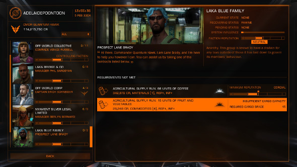 Elite Dangerous guide beginners new players missions