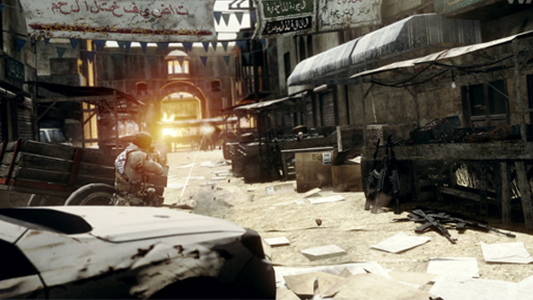 Medal of Honor: Warfighter getting Zero Dark Thirty map pack