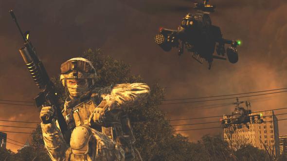 Modern Warfare 2 Red Dawn