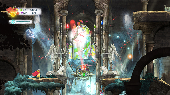 Hands on with Child of Light