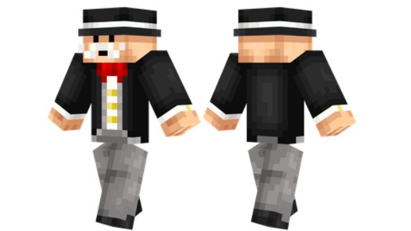 best minecraft skins Monopoly Man