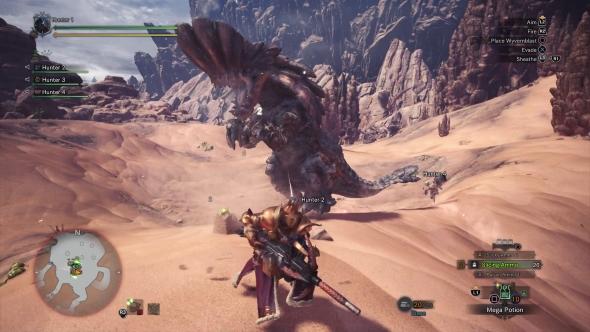Monster Hunter: World Barroth