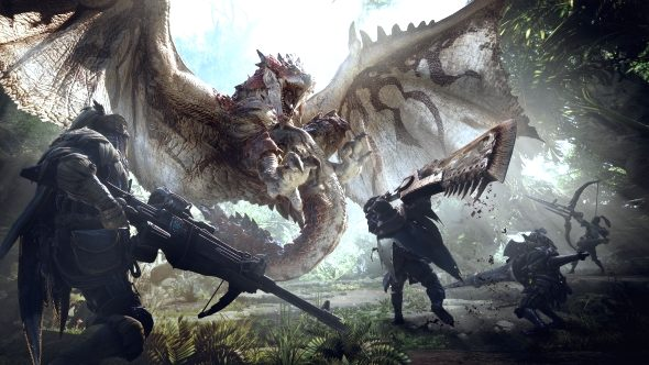 Monster Hunter World builds late game