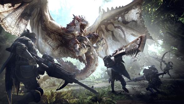 Monster Hunter World builds late game