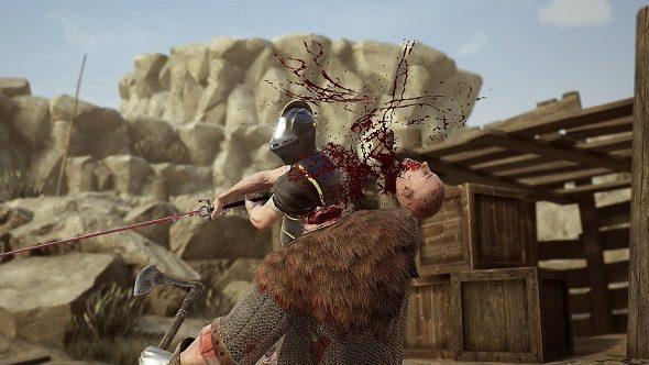 Mordhau Combat