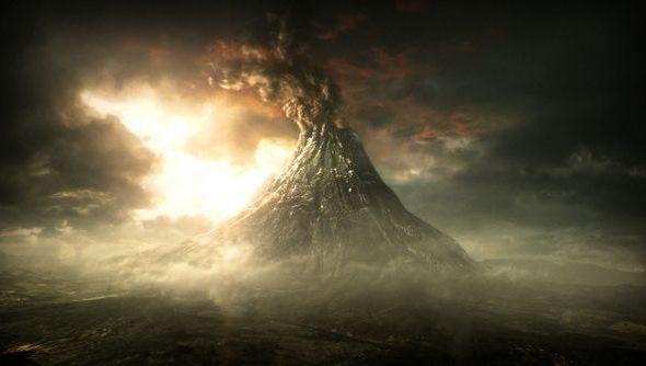 Shadow of Mordor Mount Doom