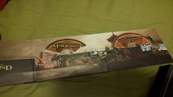 Morrowind Gunshot