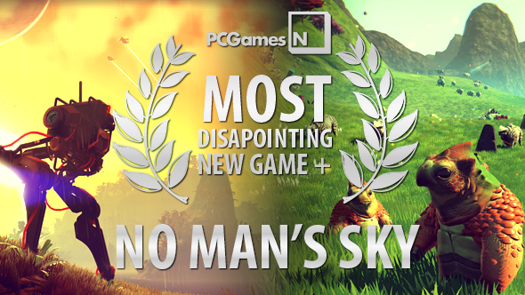 GOTY 2016 new game + No Man's Sky