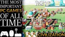 Most important PC games Civilization